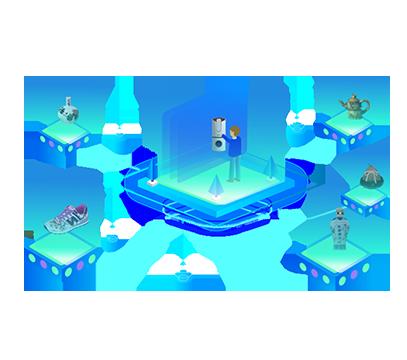 VR数据云端服务